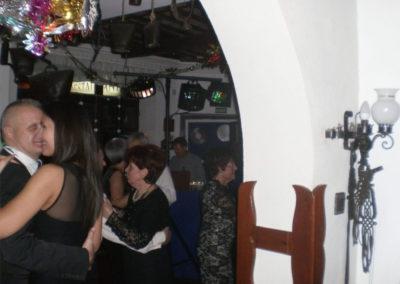 Szilveszteri party a hajdúszoboszlói  Kemencés Csárdában