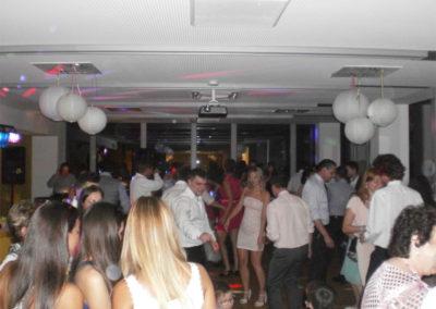 Céges buli Siófoki Hotel Yact Club