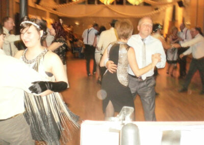 Gatsby buli a swing szerelmeseivel a debreceni Hotel Lyciumban